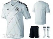 Divisa Germania 2012 Adidas