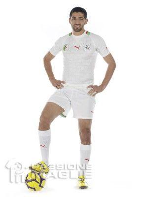 Halliche Algeria 2012 home