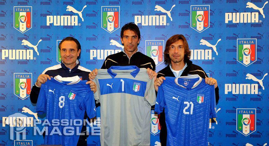 Maglie Italia 2012 Puma