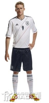 Kit Germania 2012 indossato da Schurrle