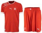 Kit casalingo della Svizzera 2012-2013