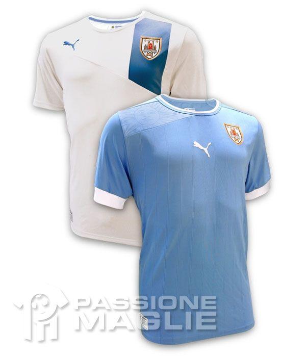 Casacche dell'Uruguay 2012