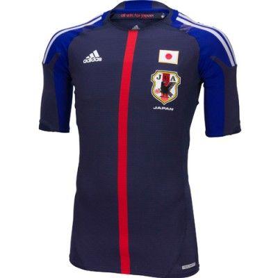 Prima maglia Giappone 2012 Techfit
