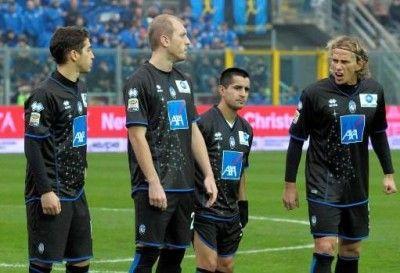 Atalanta-Catania Serie A 2011-2012