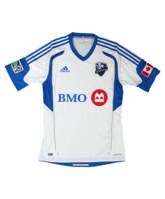 Seconda maglia Impact Montreal 2012