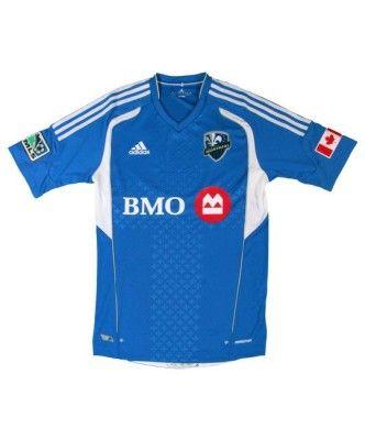 Prima maglia Impact Montreal 2012
