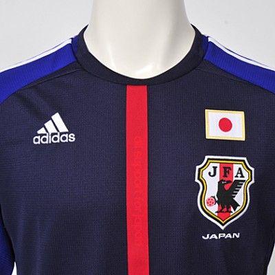 Replica maglia Giappone 2012 Adidas