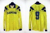 Seconda maglia Juventus 1993-1994 di Vialli