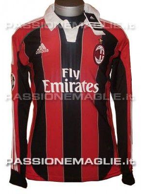 Anteprima possibile maglia Milan 2012-2013