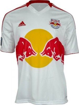 Prima maglia New York Red Bulls 2012