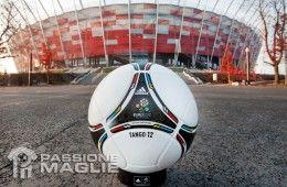Tango 12 official ball Euro 2012