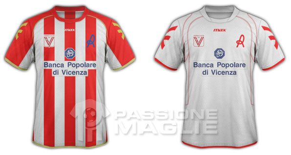 Vicenza home-away 2011-12
