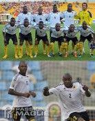 Seconda maglia Angola in Coppa d'Africa 2012
