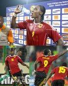 Prima maglia Angola 2012 Adidas
