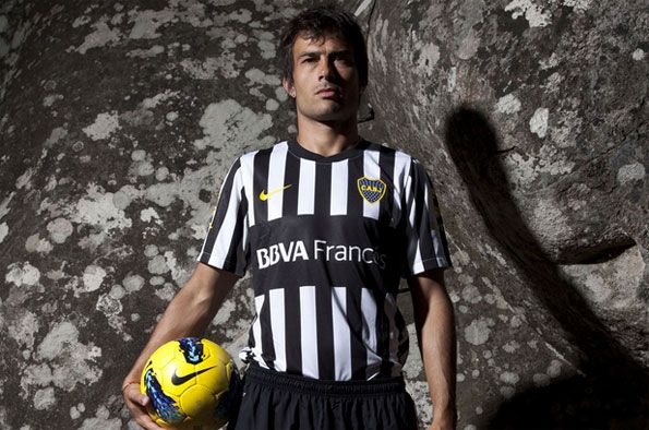 Maglia speciale Boca Juniors 2012 Verano