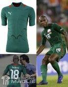 Burkina Faso prima maglia Puma