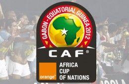 Logo Coppa d'Africa 2012