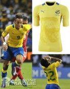 Gabon prima maglia 2012 Puma