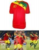 Guinea prima maglia Airness
