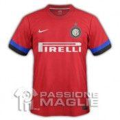 Illustrazione probabile Inter 2012-2013 trasferta