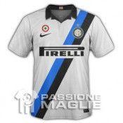Inter third 2012-2013