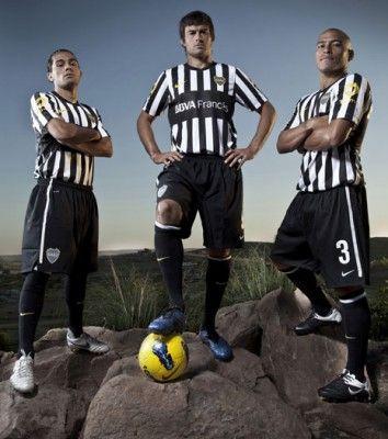 Kit Boca Nike 2012 estate