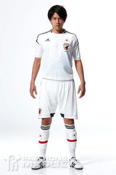 Japan kit away 2012