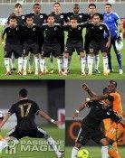 Libia maglia trasferta Coppa d'Africa