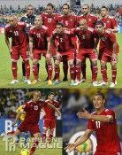 Marocco prima maglia Adidas 2012