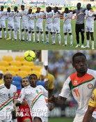 Niger prima maglia Coppa Africa 2012