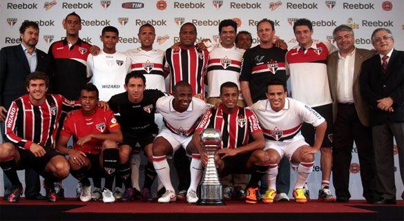 Collezione del Sao Paulo 2012 Reebok