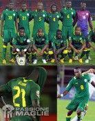 Senegal seconda maglia 2012 Puma