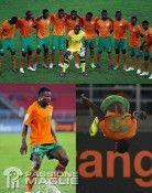 Zambia maglia casa 2012 Nike