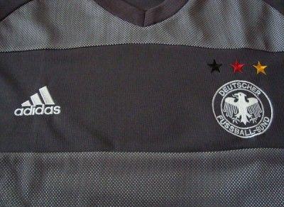 Particolare Germania away 2002