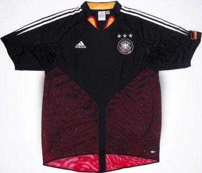 Germania seconda maglia 2004-2005
