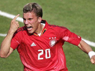 Podolski Germania 2005