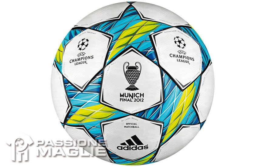 Pallone adidas Champions League 2011-2012