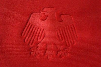Dettaglio aquila divisa Germania