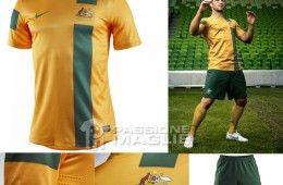 Australia prima maglia Nike 2012