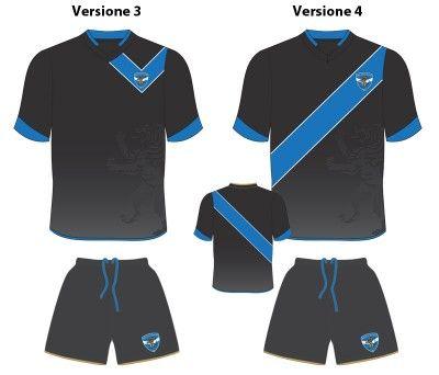 Brescia sondaggio terza maglia - Proposta 2