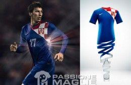 Croazia seconda maglia 2012-2013