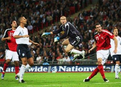 Inghilterra-Germania a Wembley