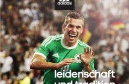 Kit Germania away 2012 adidas