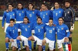 Italia-Portogallo 2003