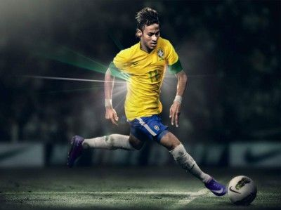 Neymar divisa Brasile 2012-2013 Nike
