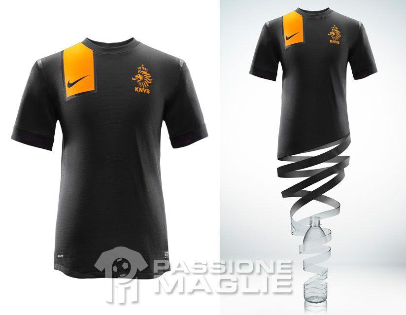 Olanda seconda maglia 2012-13 Nike