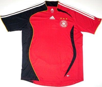 Germania divisa away 2006-2008