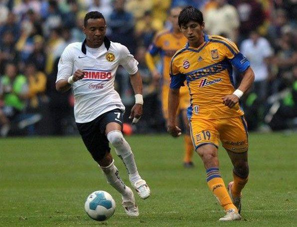 Tigres-Amèrica, campionato messicano 2012