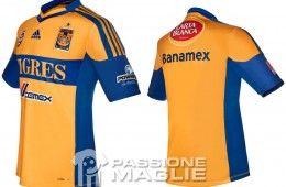 Tigres UANL maglia 2012 adidas