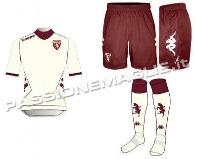 Bozza casacca away Torino 2012-2013